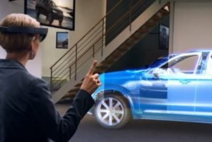 Porsche is using augmented reality to help repair cars